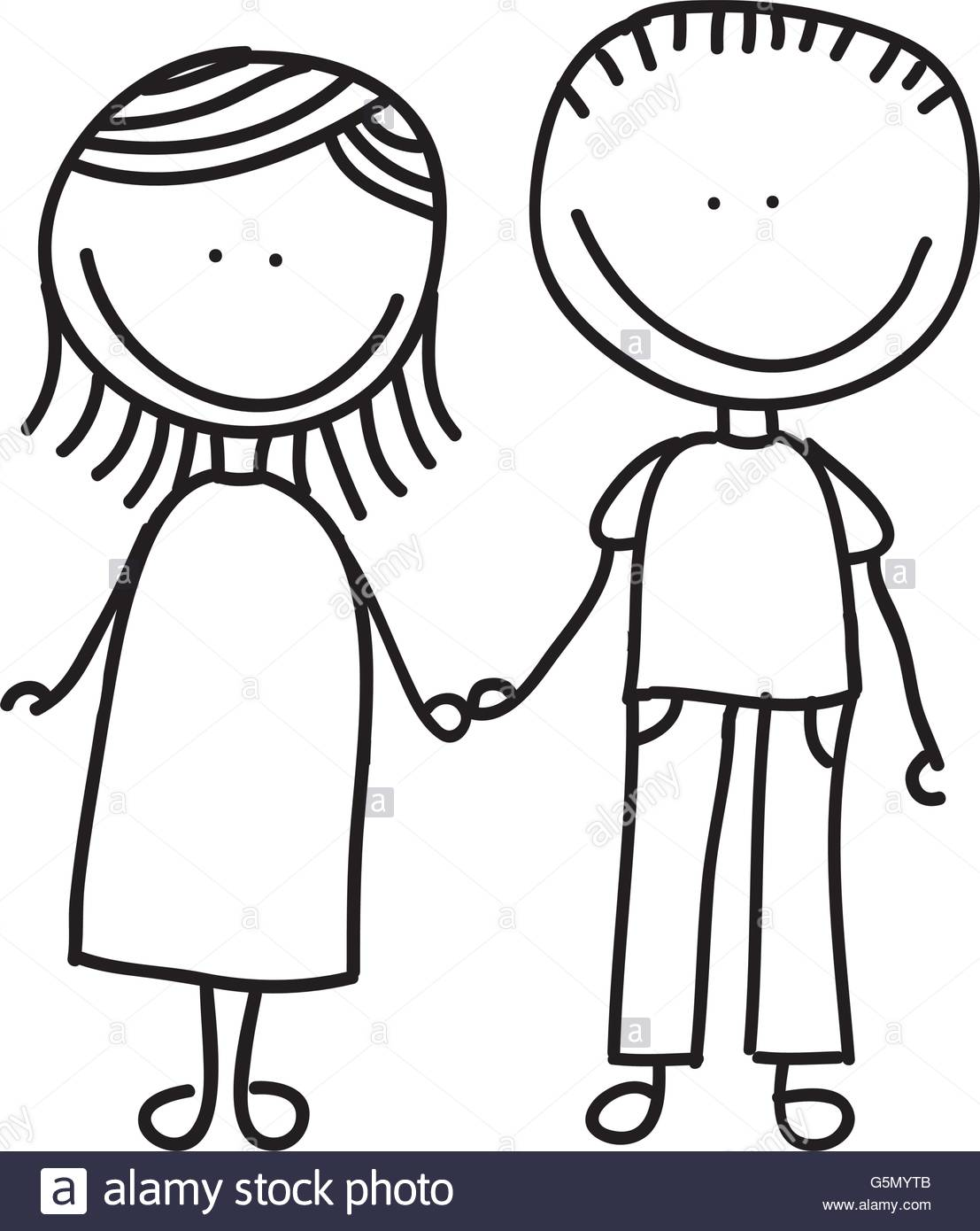 1107x1390 Father And Mother Drawing Isolated Icon Design Stock Vector Art