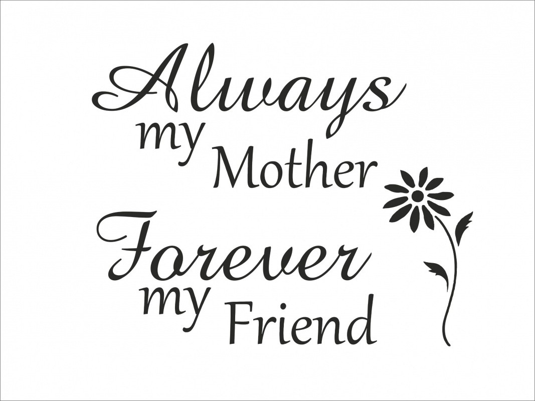 1067x800 Friendship Mother Daughter Quote Quote Number 580473 Picture