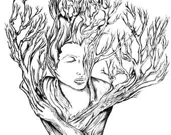 340x270 Gaia Mother Earth Earth Mother Mother Earth Wool Felt