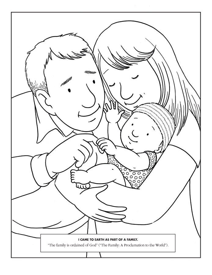 694x902 Parents Day Coloring Pages