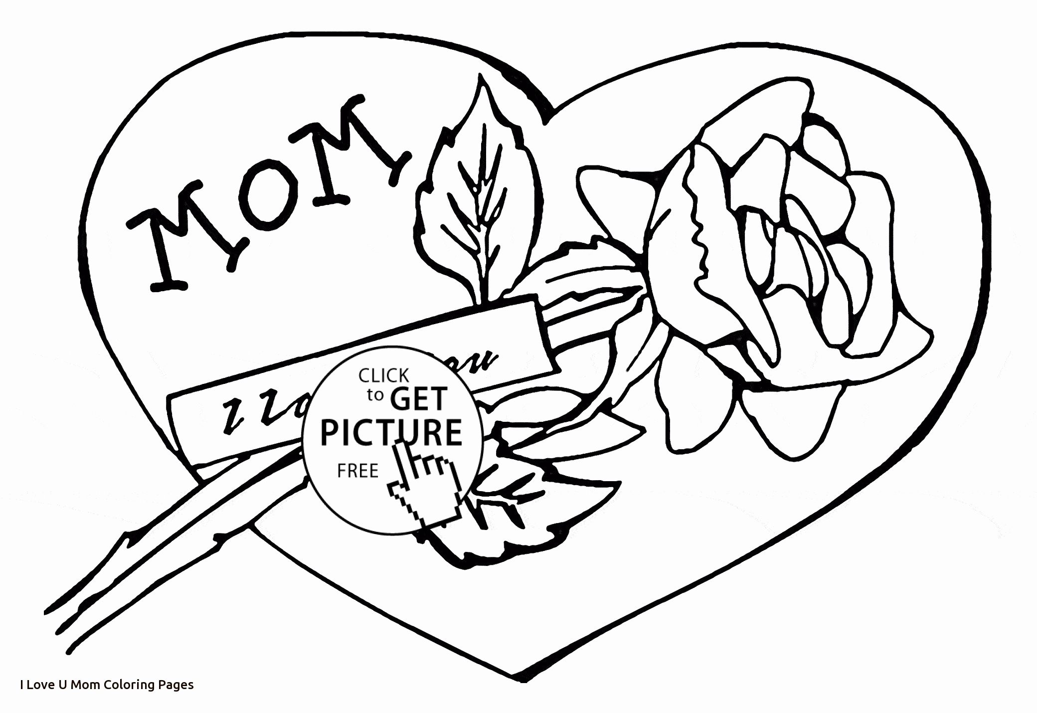 Mother Love Drawing