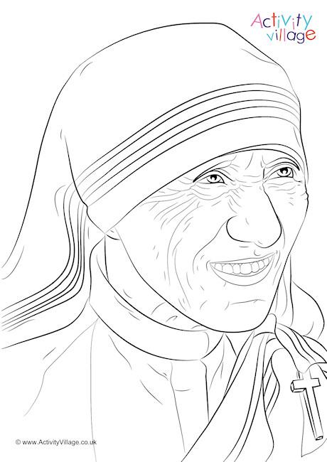 Mother teresa outline essay