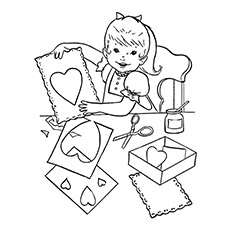 230x230 Top 20 Free Printable Mother's Day Coloring Pages Online