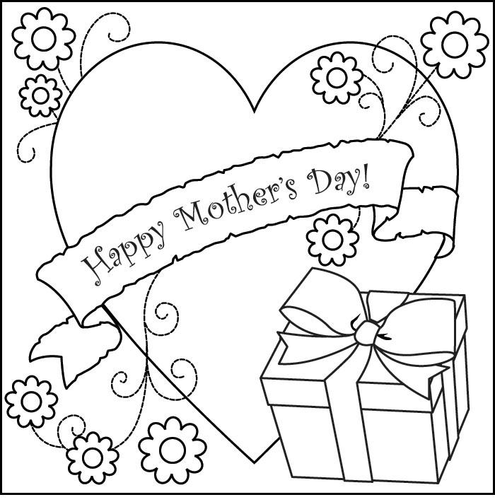 Mothers Day Card Drawing at GetDrawings.com   Free for personal use ...