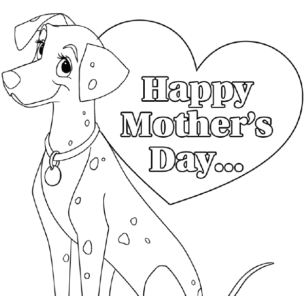600x576 Family Printable Mothers Day Cards In Spanish As Well As