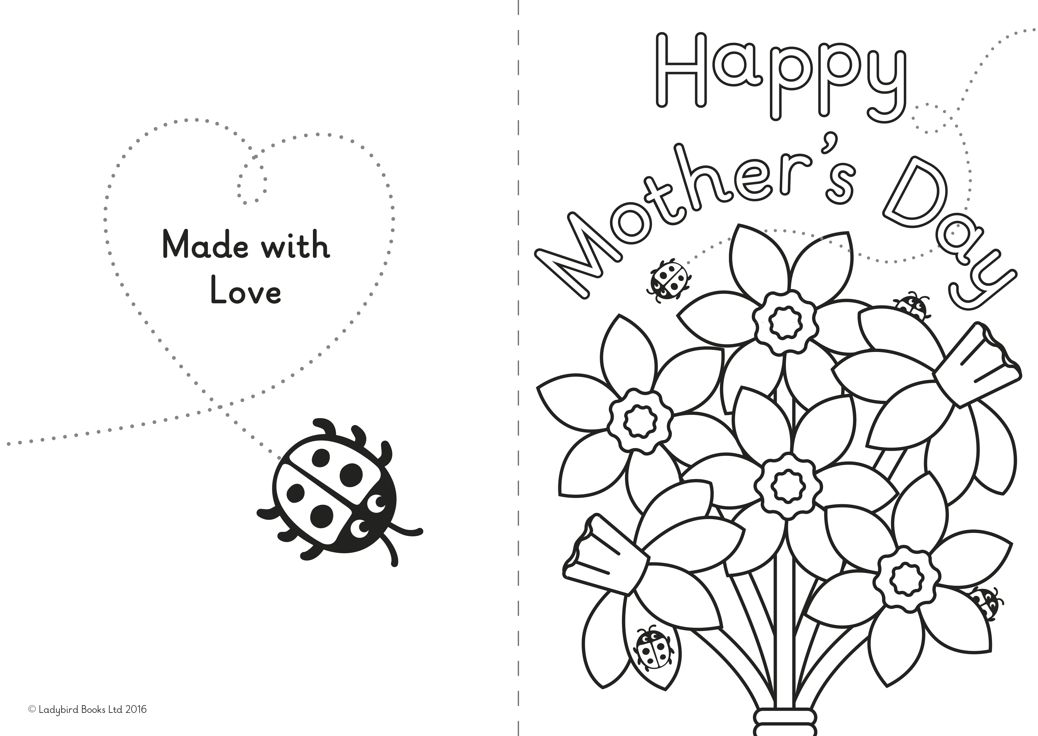 mothers day cards drawing at getdrawings com