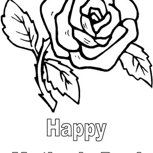 300x300 Happy Mothers Day For My Mommy Coloring Page Batch