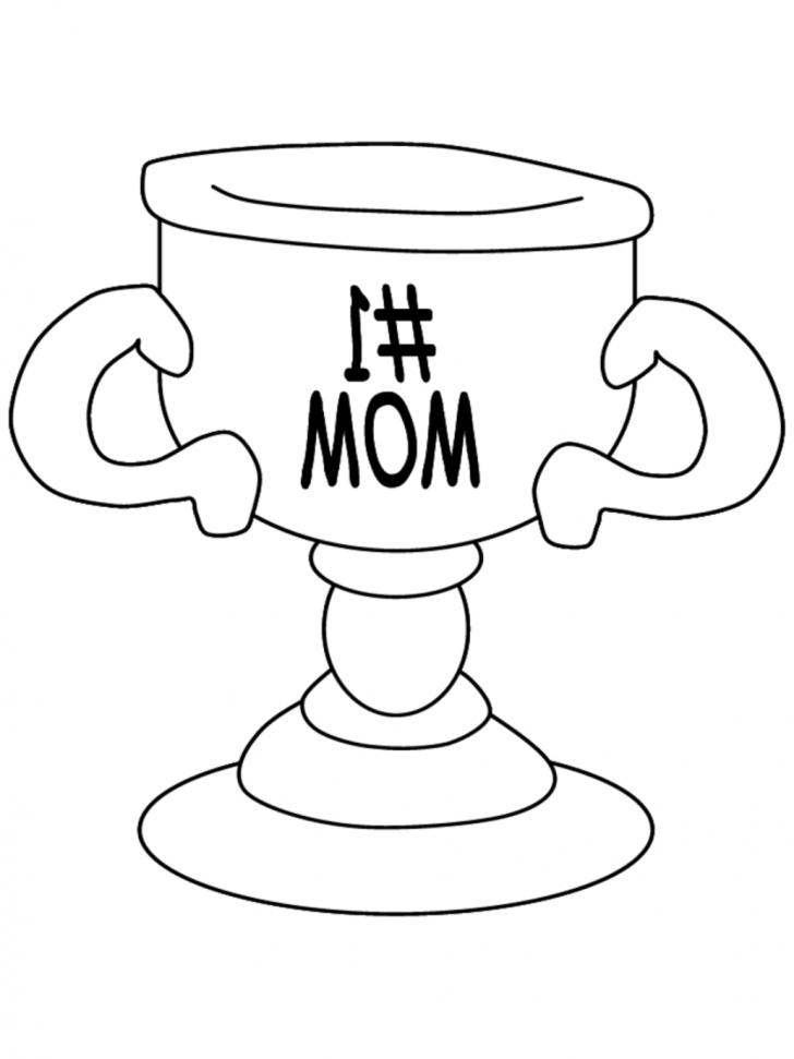 728x971 Uncategorized ~ Uncategorized Mother Day Drawing Picture Ideas How