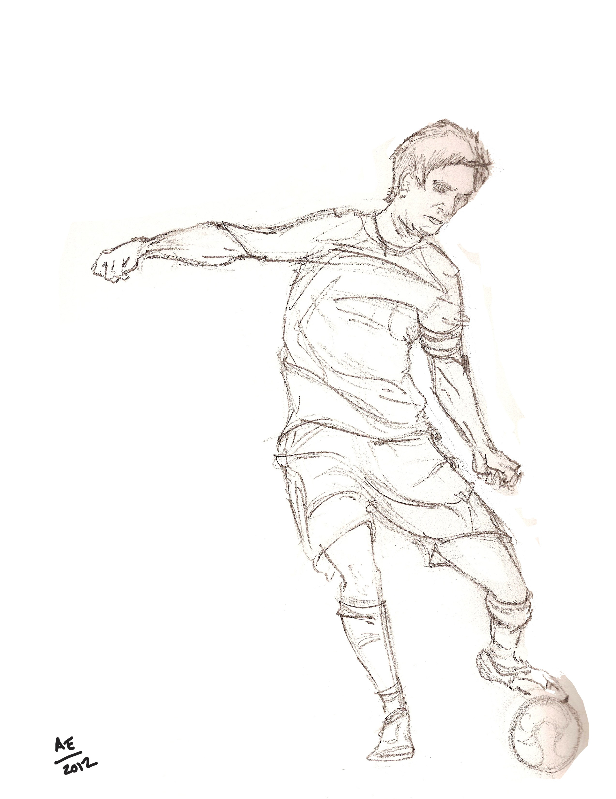 2547x3300 Drawing People In Motion Drawing People In Motion Children Drawing