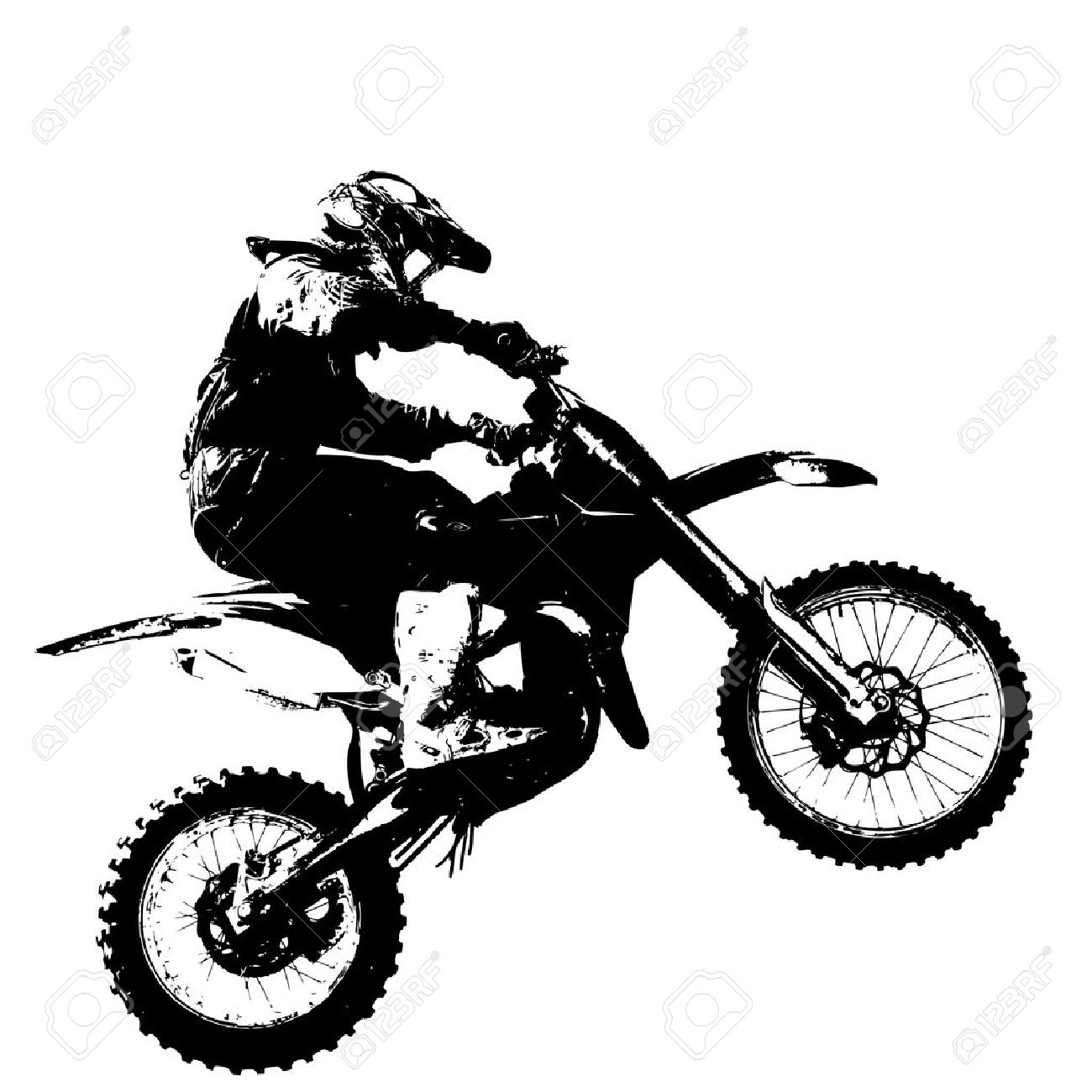 1300x1300 3,648 Dirt Bike Cliparts, Stock Vector And Royalty Free Dirt Bike