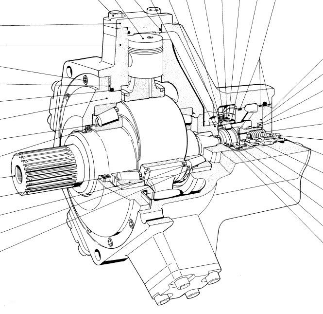 Motor Drawing At Getdrawings Com