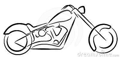 400x196 Motorcycle Clip Art Art Clip Art, Silhouettes