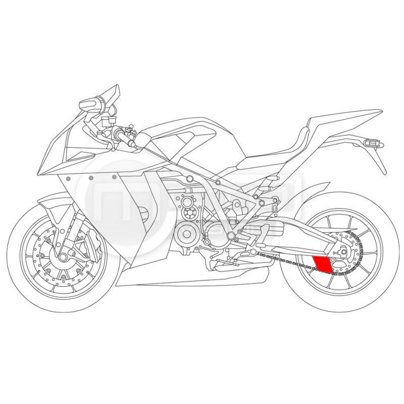 Motorcycle Chain Drawing At Getdrawings Com