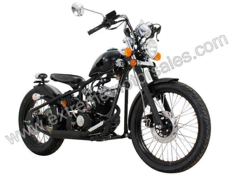 800x600 Bobber 250cc Motorcycle Custom Chopper Old School
