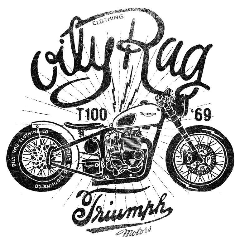 770x775 Oily Rag, Co. Brand Design Brand Design, Digital Art