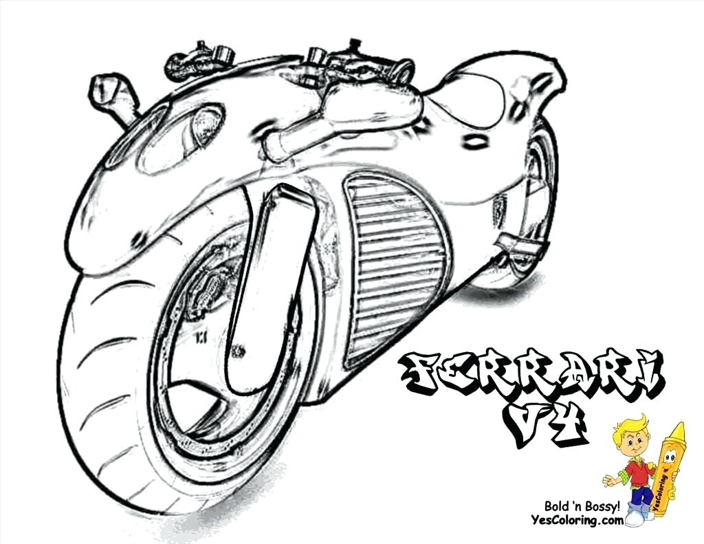1024x791 Coloring Motorcycles Coloring Pages