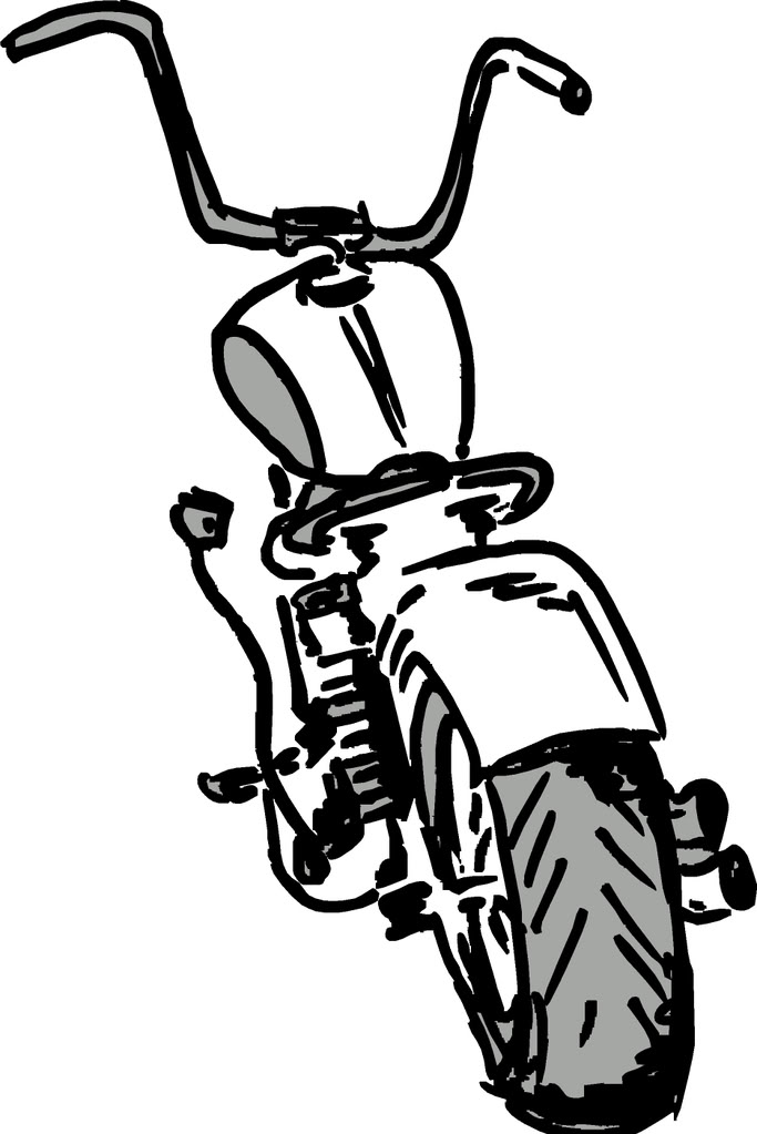 683x1023 Sportster Clipart