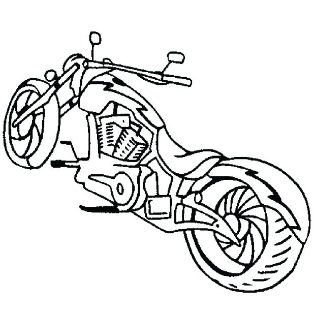 618x618 Coloring Pages Of Motorcycles Motorcycle Coloring Pages Who Else
