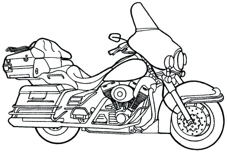 728x492 Fox Dirt Bike Coloring Pages How To Draw Page Sun Best Coloring