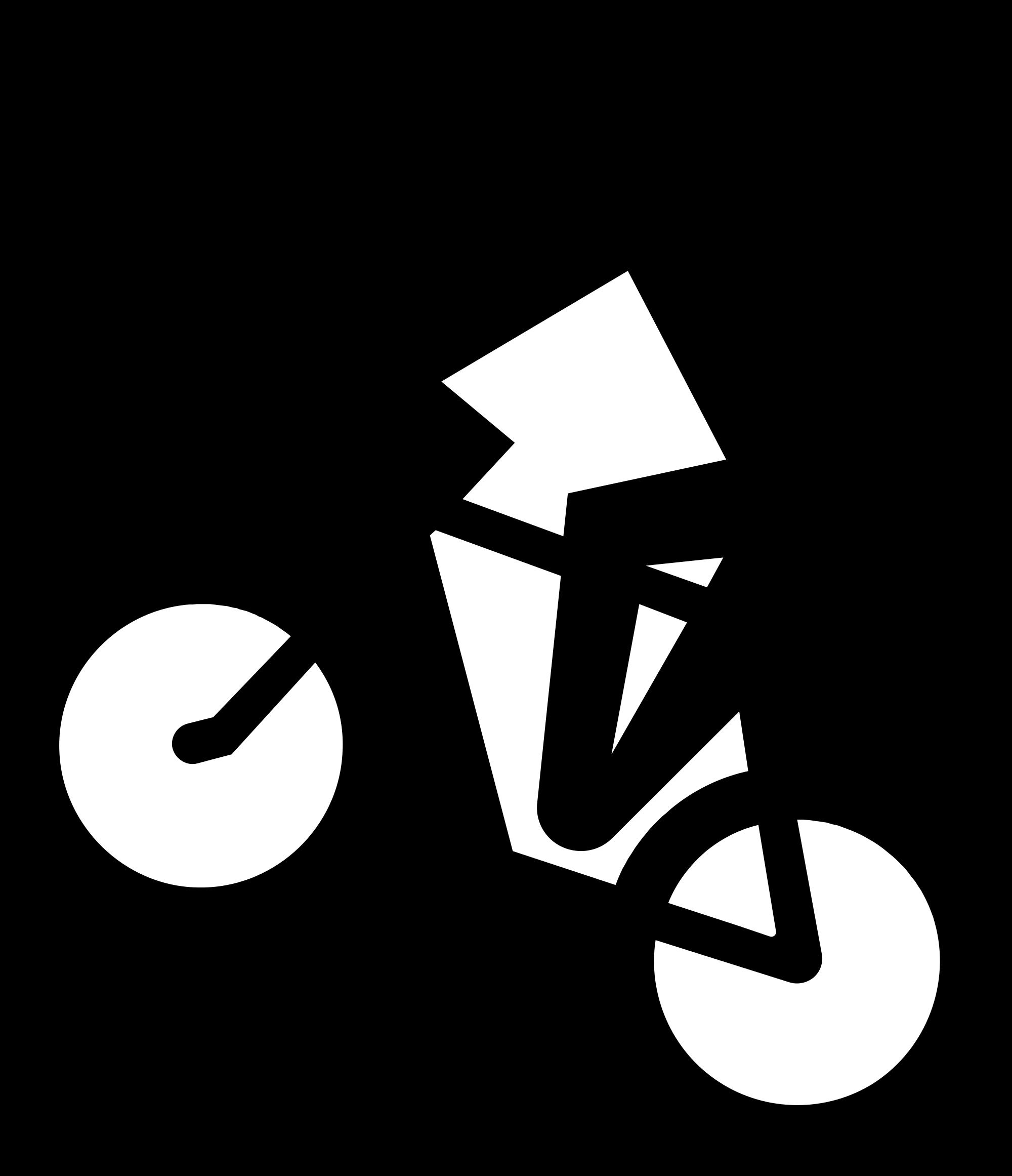 2000x2323 Filech Zusatztafel Mountain Bike.svg