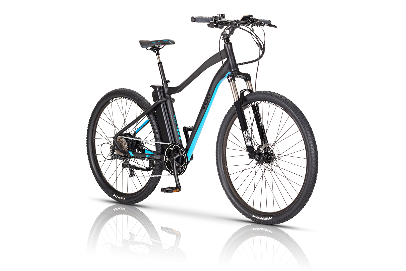 1620x1080 Alpine X Electric Mountain Bike