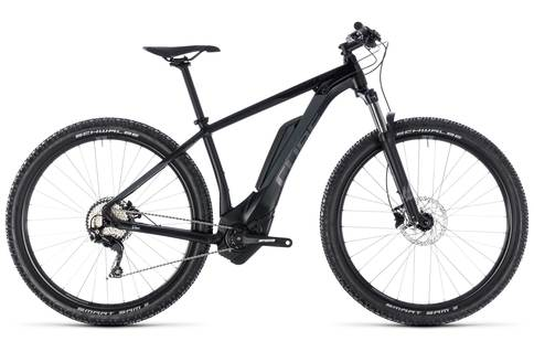 484x319 Cube Reaction Hybrid Pro 400 2018 Electric Mountain Bike
