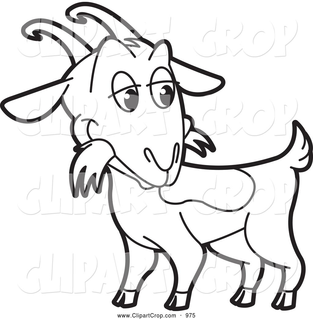 1024x1044 Mountain Goat Clipart Kid Goat