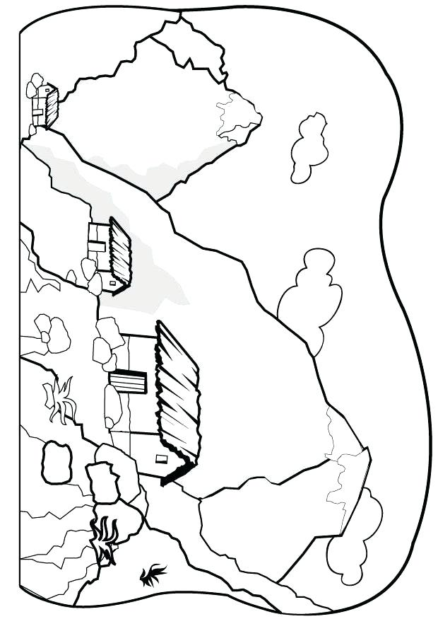 620x875 Items Similar To Serenity Jasper Landscape Printable Coloring Page