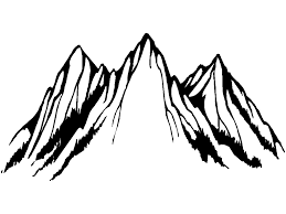 259x194 Image Result For Mountain Clip Art Outline Embroidery Ideas