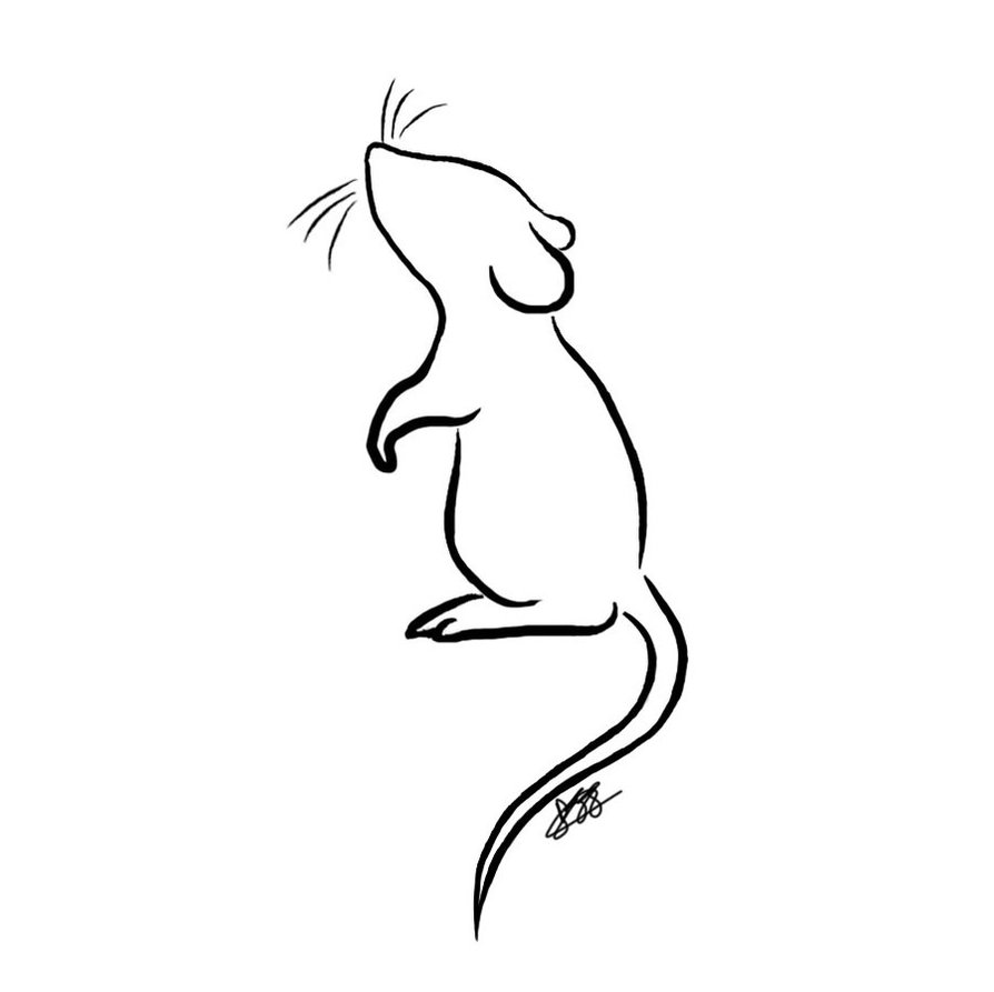 894x893 Mouse T Shirt Design By Pippy1994 Tattoo Inspiration
