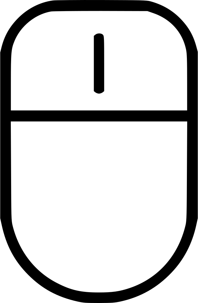 642x980 Mouse Computer Hardware Pc Svg Png Icon Free Download ( 514917