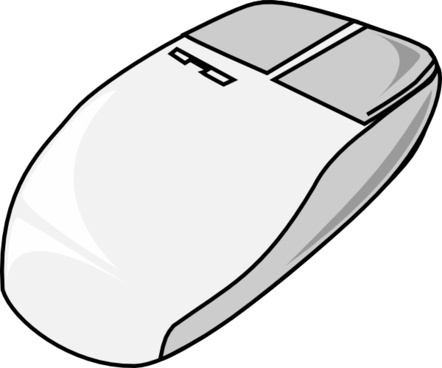 442x368 Vector Computer Mouse Free Vector Download (3,565 Free Vector)