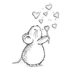 225x225 Image Result For Cartoon Mouse Drawing With Heart A Current Goal