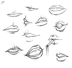 236x225 Image Result For How To Draw Open Mouth Drawing Amp Painting