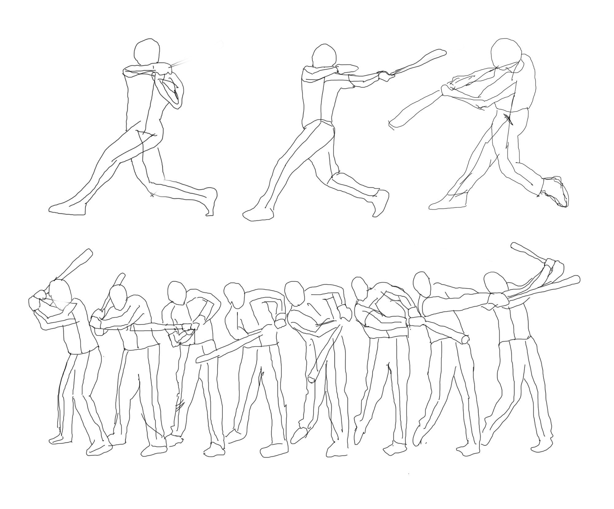 2000x1659 Figure Drawing Journal Week 8 James Wrobel Art