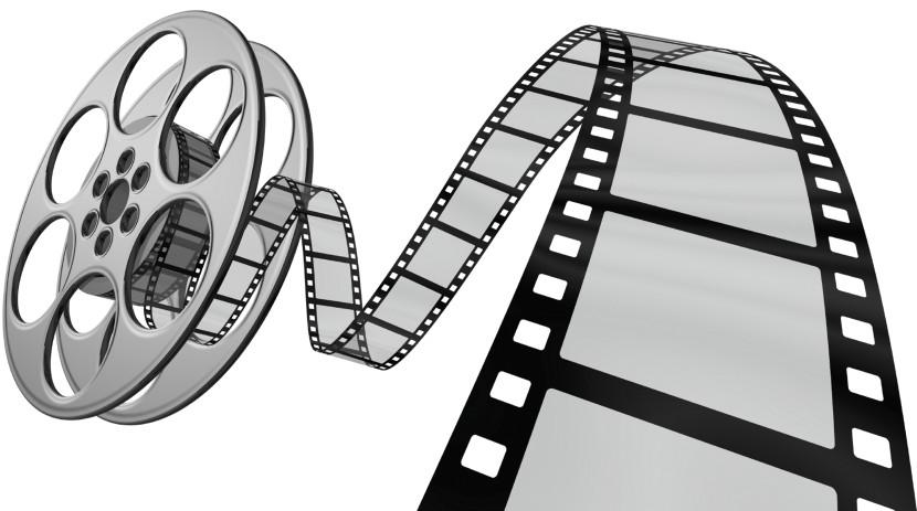830x463 Movie Reel Clip Art 5