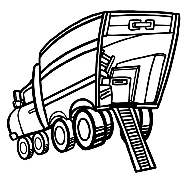 moving truck drawing at getdrawings com free for personal use rh getdrawings com moving truck clip art free moving truck clipart free