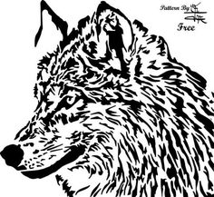 236x217 Free Msn Scroll Saw Patterns Am Wolf Patterns Wood Burning,art