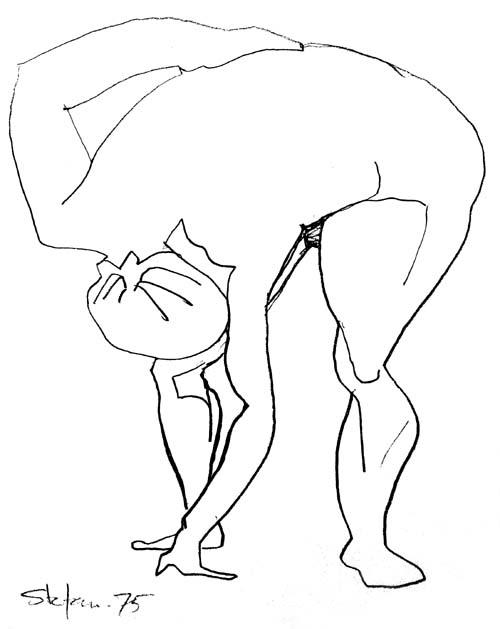 500x629 Drawings By Stefan Stenudd