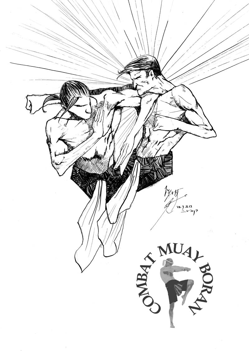 800x1126 Fighting And Its Relation To History Muay Thai Boran