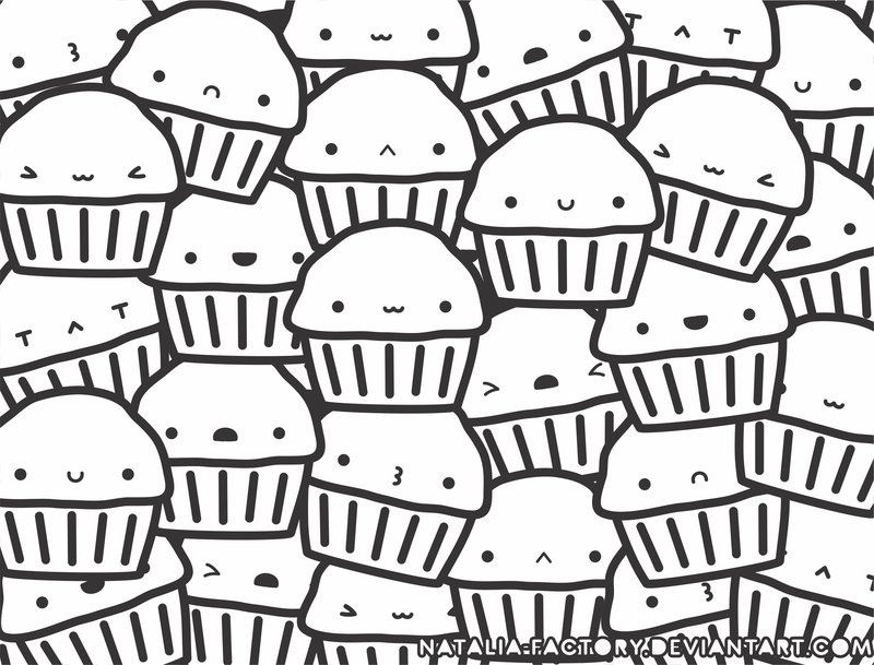 800x609 Muffins By Natalia Factory