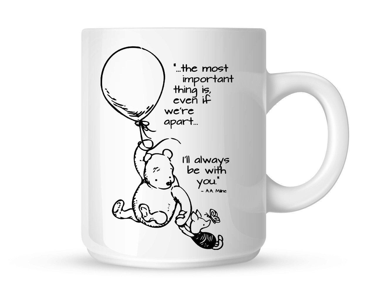 1264x1004 Winnie The Pooh Love Quotes Mug White Mug 11oz Amazon.co.uk