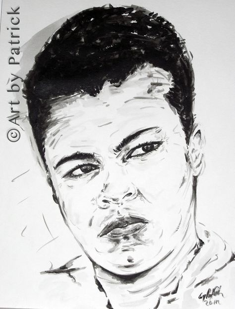 474x624 Muhammad Ali By Patrick Smith