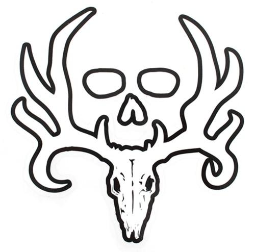 500x494 Compare Big Rack Mule Deer Vs Bone Collector