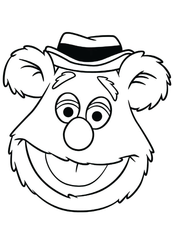 600x840 Muppet Coloring Pages The Movie Coloring Contest Muppets Coloring