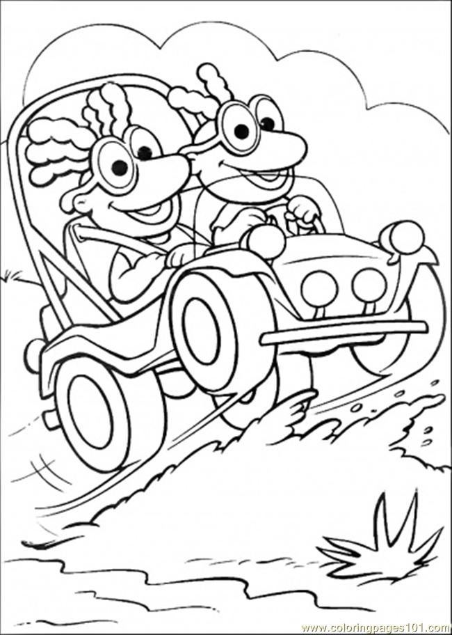 650x912 63 Best The Muppets Colouring Pages Images On Paint