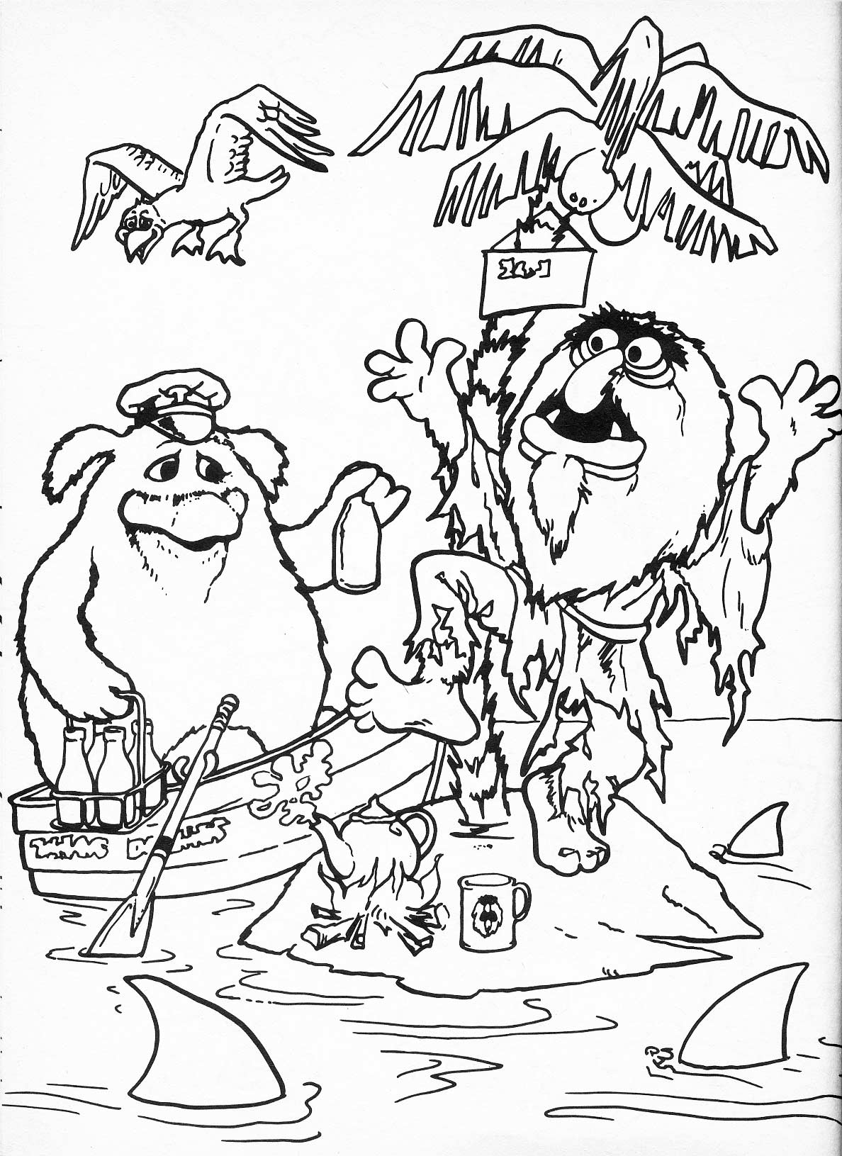 Muppets Animal Drawing At Getdrawings Com Free For Personal Use
