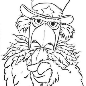 300x300 The Muppets Show Learn To Fly Coloring Pages Bulk Color