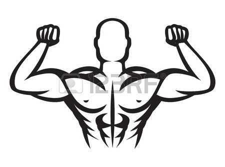 450x334 Biceps Man S Arm Muscles, Arm Showing Muscles And Power Royalty