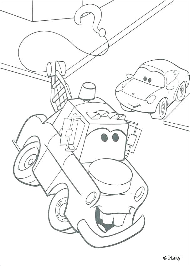 607x850 Classic Cars Coloring Pages Old Truck Coloring Pages Free Coloring